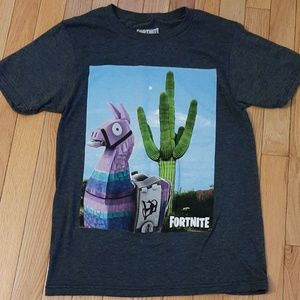 Fortnite boys tshirt
